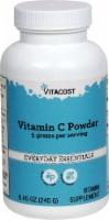 Vitacost Vitamin C Powder Supplement - 8.45 oz