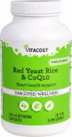 Vitacost  Red Yeast Rice & CoQ10 with No-Flush Niacin