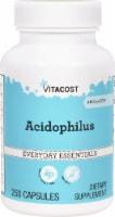 Vitacost Acidophilus Everyday Essentials Capsules - 250 ct