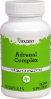 Vitacost Adrenal Complex Targeted Wellness Capsules - 50 ct