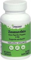 Vitacost  Zeaxanthin