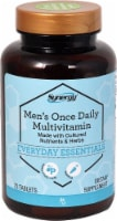 Vitacost Synergy Men's Once Daily Multivitamin Tablets