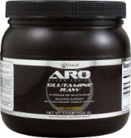 ARO-Vitacost  Black Series Unflavored Glutamine Raw Supplement