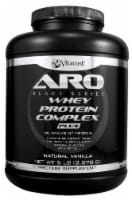 ARO-Vitacost Black Series Whey Protein Complex PLUS - Natural Vanilla
