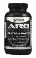 ARO-Vitacost Black Series B-Chained Amino Supplement Capsules