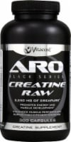 ARO-Vitacost Black Series Creatine Raw Supplement Capsules