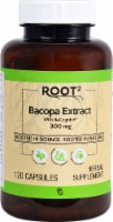 Vitacost ROOT2 Bacopa Extract 300mg Capsules - 120 ct