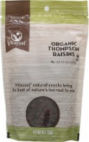 Vitacost Organic Thompson Raisins