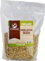 Vitacost Organic Hulled Raw Sunflower Seeds