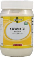 Vitacost  Odorless & Flavorless Organic Refined Coconut Oil