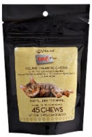 Vitacost - Tag Natural Chicken Liver Flavor Feline Calming Chews
