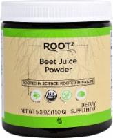 Vitacost ROOT2 Beet Juice Powder Dietary Supplement