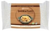 Vitacost  Shirataki Rice - Non-GMO and Gluten Free