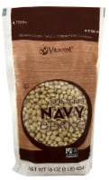 Vitacost Non-GMO Navy Beans - 16 oz
