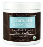 Glonaturals Essentials Collection Certified Organic Shea Butter