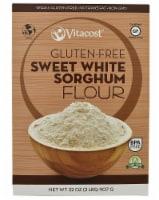 Vitacost Gluten-Free Sweet White Sorghum Flour - 32 oz
