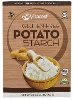 Vitacost  Gluten-Free Potato Starch Flour - 32 oz