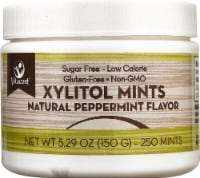Vitacost Xylitol Peppermint Mints