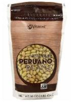 Vitacost  Peruano Beans - Non-GMO and Gluten Free