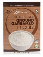 Vitacost Certified Gluten Free Ground Garbanzo Flour - 16 oz