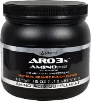 Vitacost ARO  Natural Orange Punch Flavor 3X Amino Plus Supplement - 18 oz