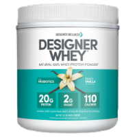 Designer Whey French Vanilla Powder