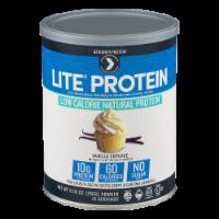 Designer Protein Lite Protein Vanilla Cupcake Protein Powder