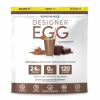Designer Protein  Totally Egg™   Dutch Chocolate