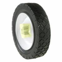 Maxpower Precision Parts 7in. x 1.50in. Steel Lawn Mower Wheel  335170