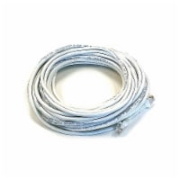 Monoprice Patch Cord,Cat 5e,Booted,White,50 ft.  145 - 1