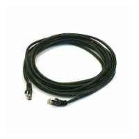 Monoprice Patch Cord,Cat 5e,Booted,Black,14 ft.  2145 - 1