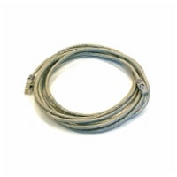 Monoprice Patch Cord,Cat 6,Booted,Gray,14 ft.  2308 - 1