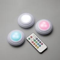 Malden Multi Color LED Lights - 3 pk