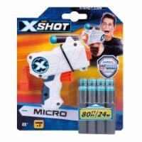 Zuru X-Shot Micro Foam Dart Blaster - 1 ct