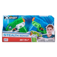 X-Shot-Double Small Stealth Soaker