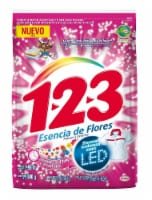 123 Esencia De Flores Powder Detergent