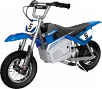 Razor MX350 Dirt Rocket 24V Electric Toy Motocross Blue Motorcycle Dirt Bike - 1 ct