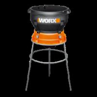 """Worx WG430 13"""" Leaf Mulcher, 13 Amp - EA"""