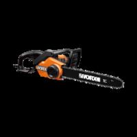 Worx WG303.1 16'' - 14.5 Amp Chainsaw, Tool-Free Chain-Tensioning, Chain Brake - EA