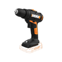 Worx WX101L.9 20V LI Drill/Driver Tool Only - EA