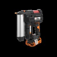 Worx WX840L.9 20v PowerShare 18 gauge Nail / Staple Gun * NailForce Technology (Tool Only) - EA