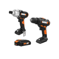 Worx WX915L 20V Drill and Impact Driver - EA