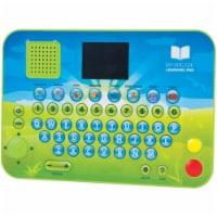 Dreamgear DGUN-2865 My Arcade Learning Pad, Green