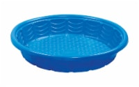 Summer Escape Round Plastic Wading Pool 6.9 in. H x 36 in. Dia. - Case Of: 18; - Case of: 18