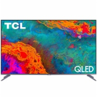 TCL Roku Smart QLED 4K TV - 55 in