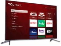 TCL Roku Smart QLED 4K TV - 50 in
