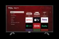 TCL Roku Smart HDR 4K TV