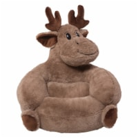Trend Lab Children's Plush Moose Character Chair - 1 ct