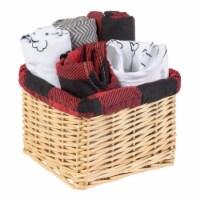 Trend Lab Lumberjack Moose Gift Basket - 7 pc