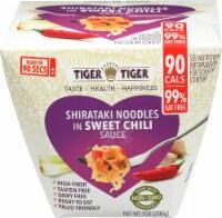 Tiger Tiger Shirataki Noodles in Sweet Chili Sauce